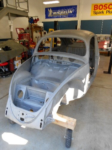 DarrylD's 1956 VW Oval Window Beetle Project Page