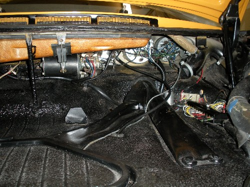 Fantastic Darrylds Porsche 912 Restoration Project Journal Wiring 101 Breceaxxcnl