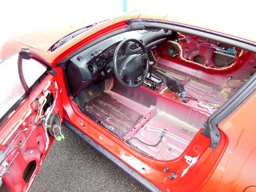 Thu's Honda del Sol Restoration Project Journal